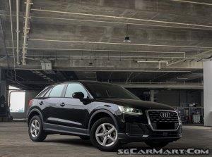Audi Q2 1.4A TFSI COD S-tronic