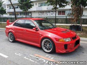 Mitsubishi Evolution 5 GSR (COE till 03/2028)