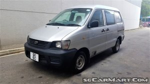 Toyota Liteace 2.2A (COE till 08/2024)