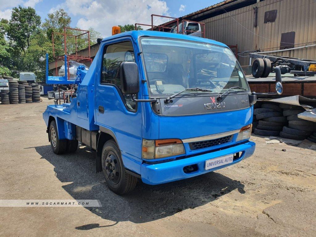 Used Isuzu NPR66G Car for Sale in Singapore, Universal Auto