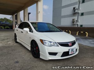 Honda Civic Type R 2.0M (COE till 11/2022)