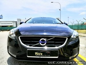 Used Volvo V40 Diesel D2 Car for Sale In Singapore, Karz