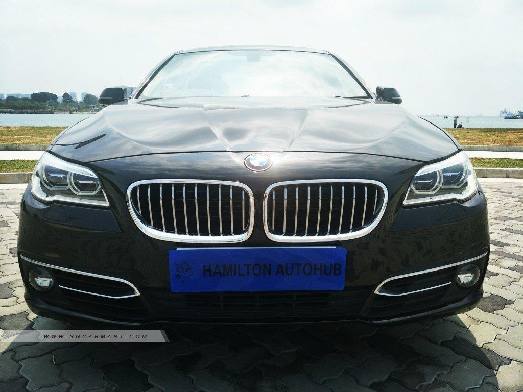 Used BMW 528i Car for Sale in Singapore, Hamilton Autohub