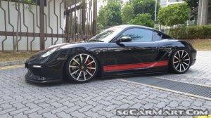 Porsche Cayman 2.7A Tip (COE till 08/2028)