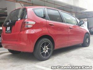 Honda Fit 1.3A G (COE till 11/2023)