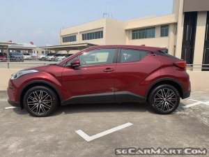 Toyota C-HR 1.2A Turbo Active