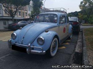 Volkswagen Beetle 1200 (COE till 03/2021)
