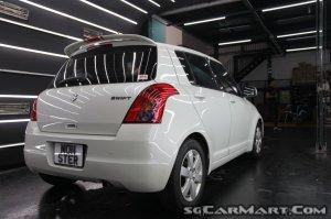 Suzuki Swift 1.5A (COE till 03/2029)
