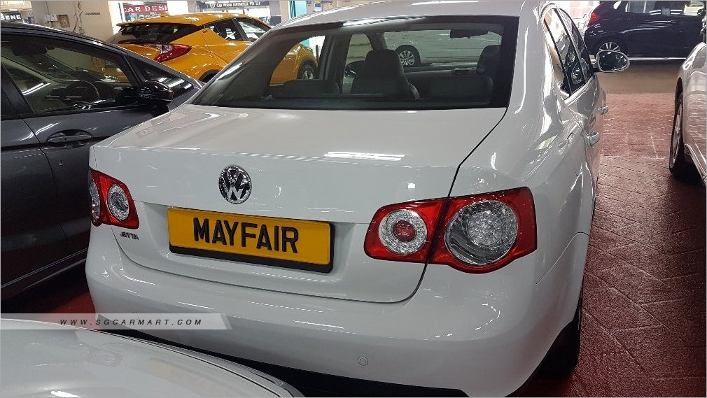 Used Volkswagen Jetta Car for Sale in Singapore, Mayfair
