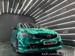 Honda Civic 1.6A VTi (COE till 04/2023)
