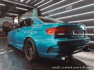 BMW 3 Series 325i Coupe XL (COE till 01/2029)
