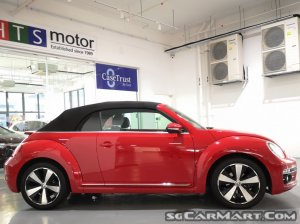 Volkswagen Beetle Cabriolet 1.2A TSI