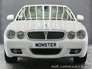 Jaguar XJ6 3.0 Executive LWB (COE till 11/2027)