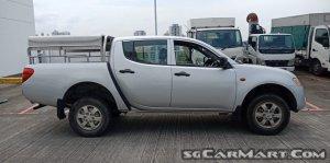 Mitsubishi Triton L200 Double-Cab 2.5M (COE till 08/2022)