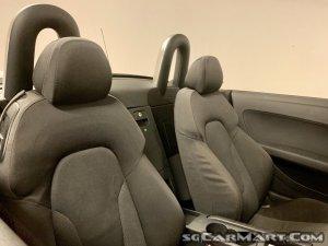 Audi TT Roadster 2.0A TFSI (New 10-yr COE)