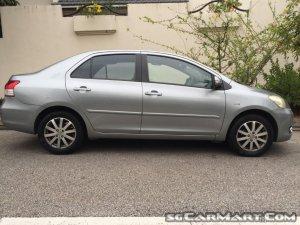 Toyota Vios 1.5A E (COE till 10/2027)