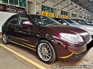 Hyundai Avante 1.6A RS Sunroof (COE till 09/2024)