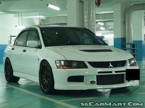 Mitsubishi Evolution 9 RS (COE till 09/2027)