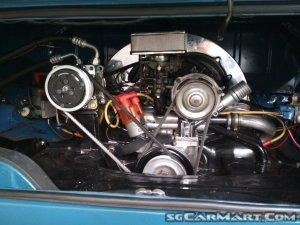 Volkswagen Kombi (COE till 07/2028)