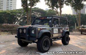Land Rover Defender 90 (New 5-yr COE)