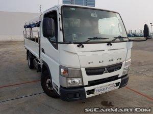 Mitsubishi Fuso Canter FEA01