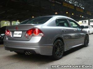 Honda Civic 2.0A Si (COE till 08/2027)