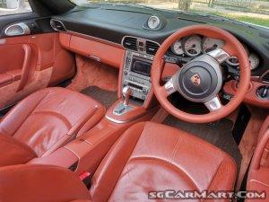 Porsche 911S Cabriolet Tip (COE till 09/2028)