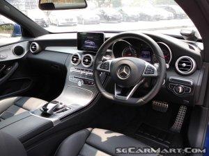 Mercedes-Benz C-Class C200 Coupe AMG Line