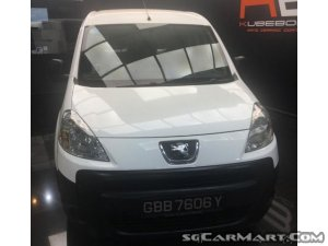 Peugeot Partner 1.6M HDi LWB (New 5-yr COE)