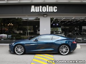 Aston Martin Vanquish 6.0A