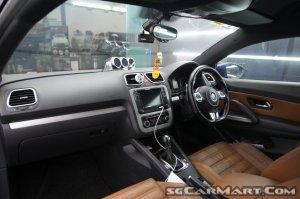 Volkswagen Scirocco 1.4A TSI (New 10-yr COE)