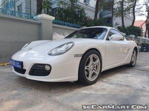 Porsche Cayman S 3.4A PDK (COE till 09/2029)