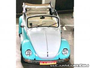 Volkswagen Beetle Convertible 1.3M