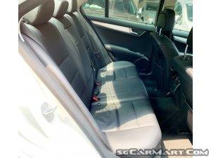 Mercedes-Benz C-Class C180K Avantgarde (COE till 09/2029)