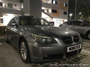 BMW 5 Series 523i (COE till 08/2026)