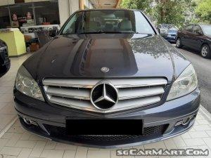 Mercedes-Benz C-Class C180K (New 10-yr COE)