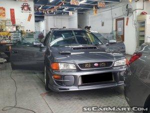 Subaru Impreza WRX 2.0M (COE till 04/2026)