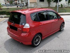 Honda Jazz 1.3A (COE till 06/2022)