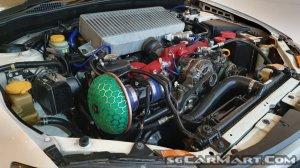 Subaru Impreza WRX 5D 2.5M STI (COE till 01/2029)