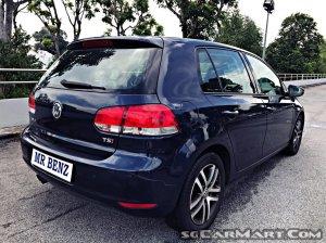 Volkswagen Golf 1.4A TSI (COE till 10/2024)