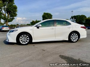 Toyota Camry Hybrid 2.5A Ascent