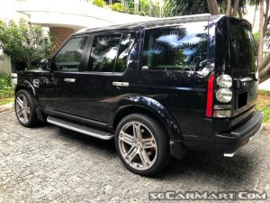 Land Rover Discovery Diesel 3.0A