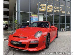Porsche 911 Carrera Cabriolet Tip (COE till 12/2027)