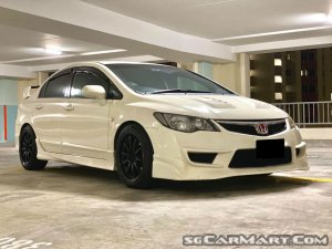 Honda Civic Type R 2.0M (COE till 01/2029)