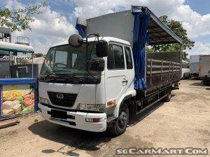 Nissan MKB37 (COE till 05/2023)