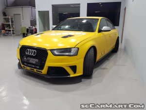 Audi S4 3.0A TFSI Quattro S-tronic (COE till 08/2029)