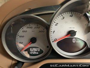 Porsche Cayman S 3.4A PDK (New 10-yr COE)