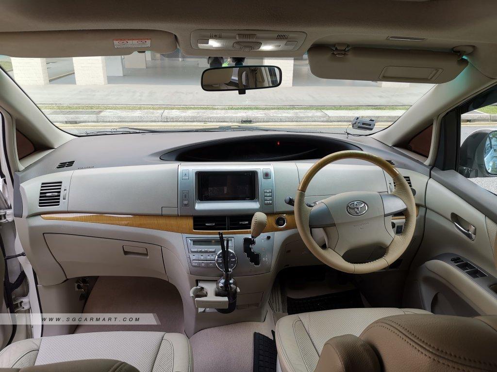 2021 Toyota Estima New Model and Performance