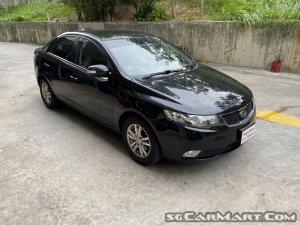 Kia Cerato Forte 1.6A (New 5-yr COE)