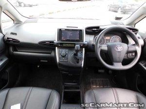 Toyota Wish 1.8A X (COE till 09/2029)